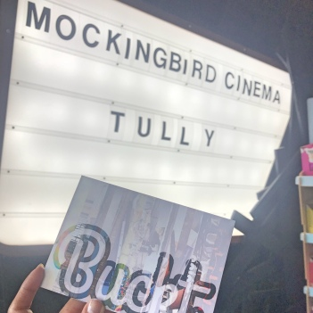 Buckt watching Tully