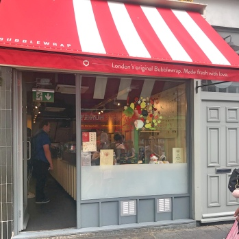 Bubblewrap store