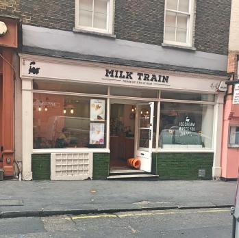 Milk Train store