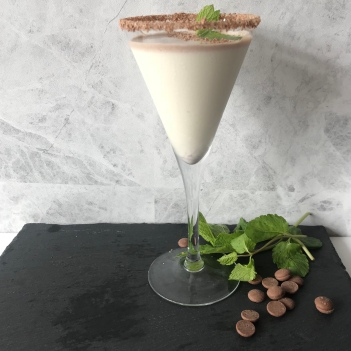 Chocolate and Mint Martin