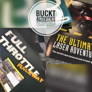 August Buckt booklets