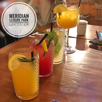 Cocktails and Mocktails Bella Italia