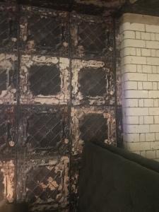 Original brickwork