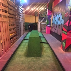 THEMED CRAZY GOLF