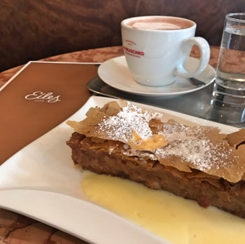 Apple Strudel a Cafe Eiles