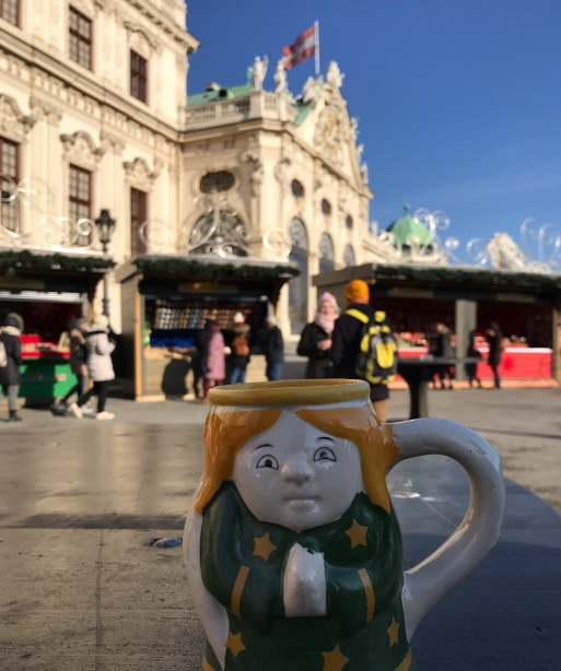 Belvedere Palace Christmas Market