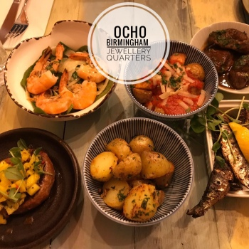 OCHO TAPAS SELECTION