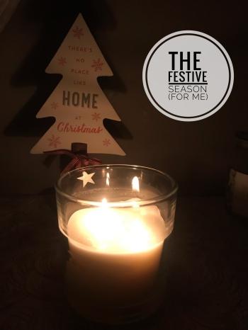 Home for Christmas sign