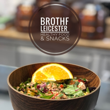 Chopped Salad at Brothf