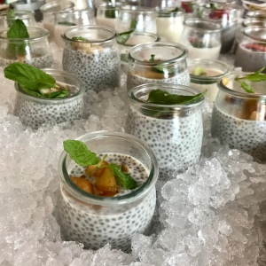 Chia pudding Movenpick