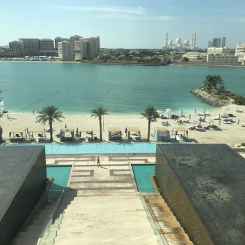 FAIRMONT BAB AL ARAB VIEWS