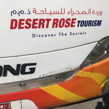 DESERT ROSE TOURS