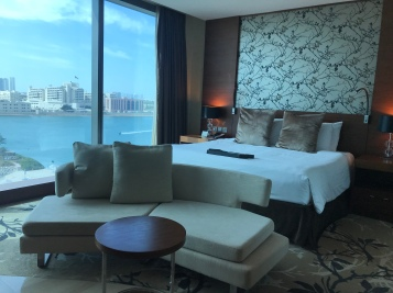 View Room Fairmont Bab Al Bahr