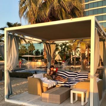 Cabana Fairmont Bab Al Bahr