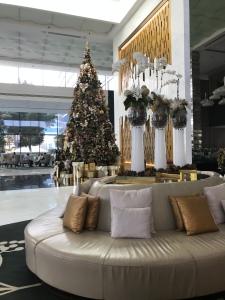 Lounge area Fairmont Bab Al Bahr