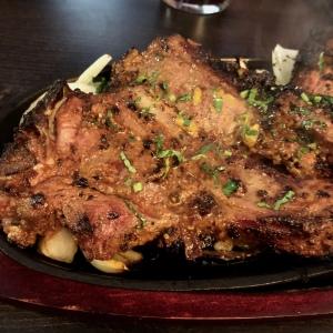 Lamb Chop Sizzler