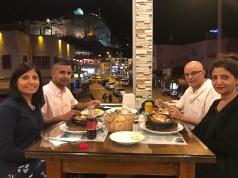 Dinner at Cappadocia