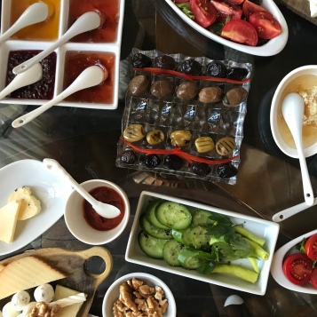 Breakfast at Sacred House Hotel