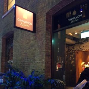 Cinnamon Kitchen restaurant