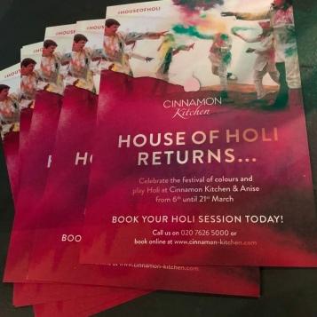 House of Holi Returns Poster