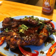 Mexican Cola Wings