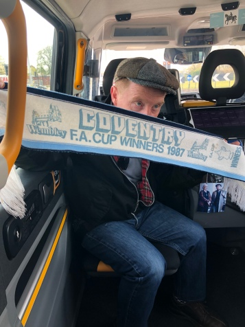 Coventry City Fan