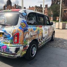 2 Tone Taxi - Electric Taxi