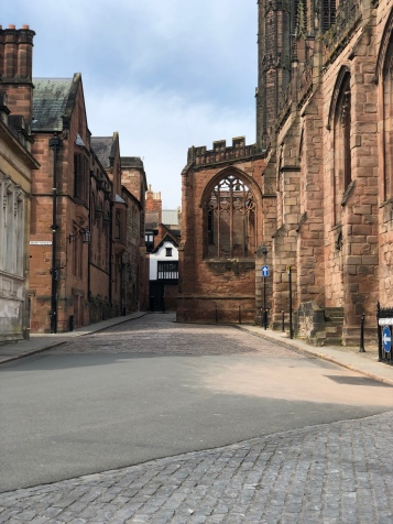 Cobbled Streets coventry
