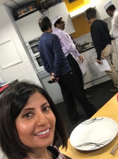 Selfie at BBC Leicester