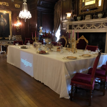 Royal Wedding Room Warwick Castle