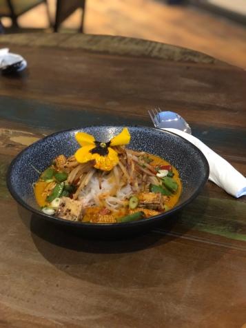 Malaysian Laksa Curry