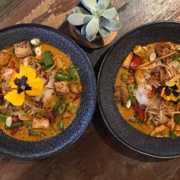 Malaysian Vegan Laksa Curry