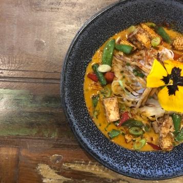 Vegan Malaysian Curry