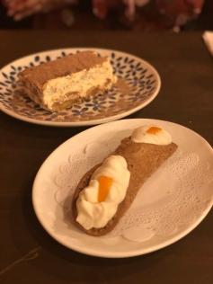 Dessert at Lamezia