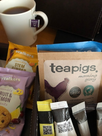 Tea pig facilities