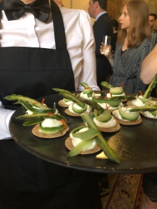 Canapes Peters Yard