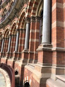 St Pancras Renaissance Hotel Architecture