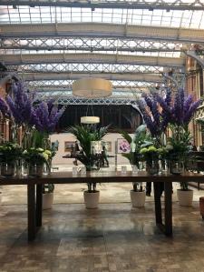 Lobby St Pancras