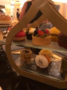 Sweet treats at Emirates Palace