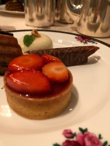 Strawberry Tart Afternoon Tea Langham