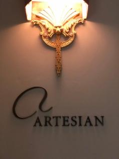 Artesian Bar Langham