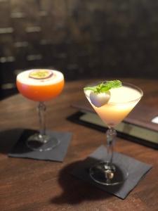 Lychee martini at 1947