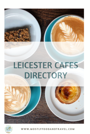 leicester cafes directory